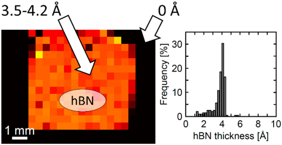 Nondestructive Thickness Mapping of Wafer-Scale Hexagonal Boron Nitride Down to a Monolayer